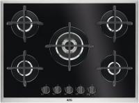Варочная поверхность AEG HG 795450 XB черный