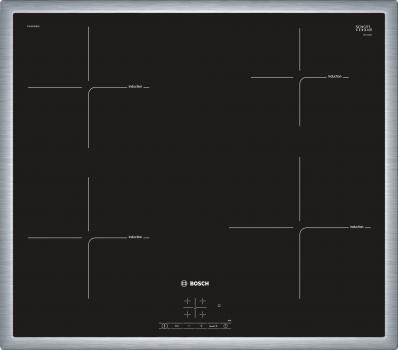 Варочная поверхность Bosch PUE 645 BB1E черный
