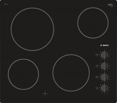 Варочная поверхность Bosch PKE 611 CA1E черный