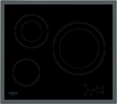 Варочная поверхность Hotpoint-Ariston HR 603 черный