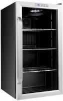 Холодильник Gemlux GL-BC88WD серебристый
