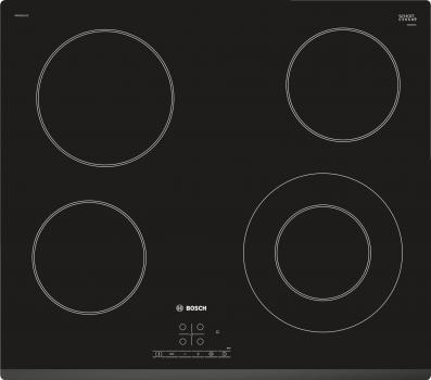 Варочная поверхность Bosch PKF 631 B17E черный