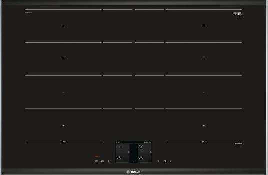 Варочная поверхность Bosch PXY 875 KW1E черный