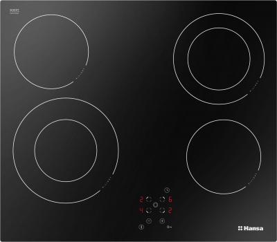 Варочная поверхность Hansa BHC96506 черный