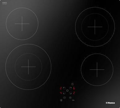 Варочная поверхность Hansa BHC96508 черный