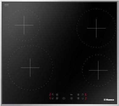 Варочная поверхность Hansa BHCI66377 черный