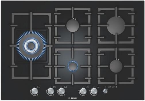 Варочная поверхность Bosch PPS 816 M91E черный