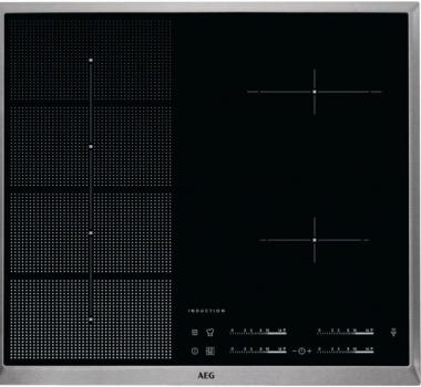 Варочная поверхность AEG HKP 65410 XB черный