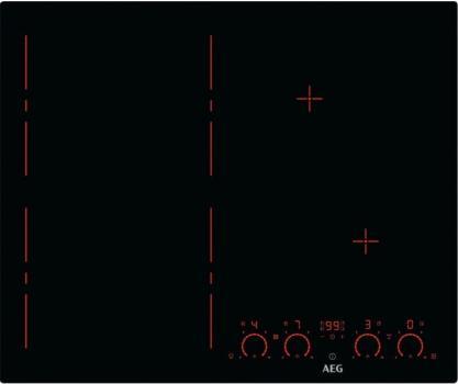 Варочная поверхность AEG HKP 67420 IB черный