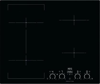Варочная поверхность AEG IKK 64545 IB черный