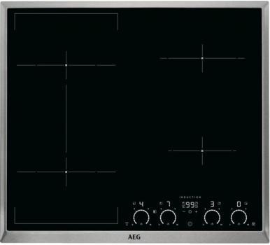 Варочная поверхность AEG IKK 64545 XB черный