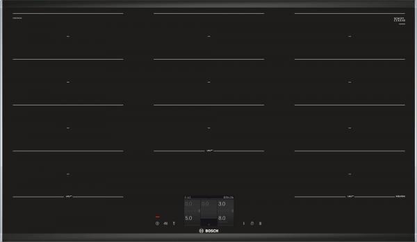 Варочная поверхность Bosch PXX 975 KW1E черный