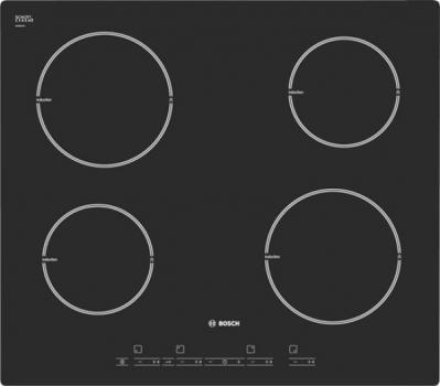 Варочная поверхность Bosch PIA 611 T16E черный