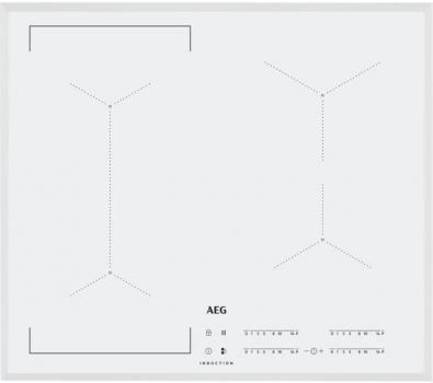 Варочная поверхность AEG IKR 64443 FW белый