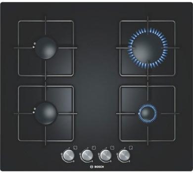 Варочная поверхность Bosch PPP 616 B11E черный