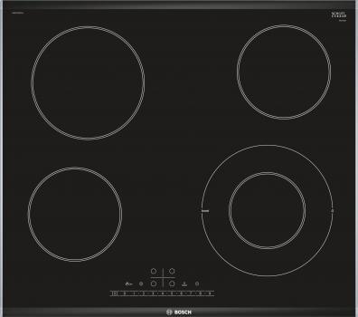 Варочная поверхность Bosch PKF 675 FP1E черный