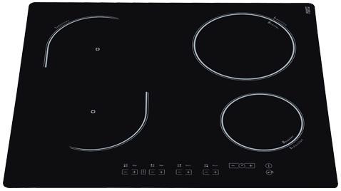 Варочная поверхность Hotpoint-Ariston KIO 632 CC черный