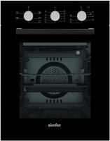 Духовой шкаф Simfer B 4EB 16011 черный