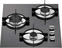 Варочная поверхность Nardi LC 430 AV N черный