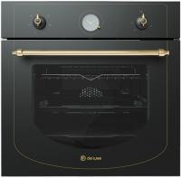 Духовой шкаф De Luxe 6006.05 ESHV-061 черный