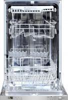Встраиваемая посудомоечная машина Ginzzu DC 512