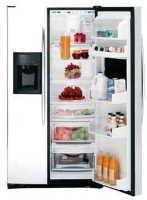 Холодильник General Electric PCE 23 NHTFWW белый