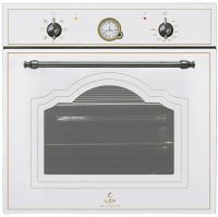 Духовой шкаф Lex EDM 6070C WH черный (CHAO000364)