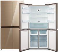 Холодильник Biryusa CD466 GG бежевый