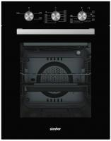 Духовой шкаф Simfer B 4EB 14006 черный