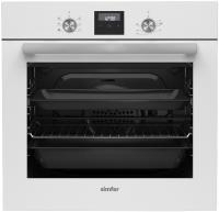 Духовой шкаф Simfer B 6EC 58016 белый
