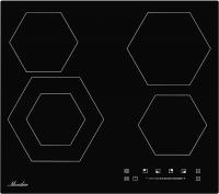 Варочная поверхность MONSHER MHE 6012 черный