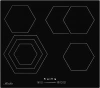 Варочная поверхность MONSHER MHE 6019 черный