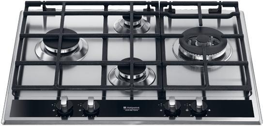 Варочная поверхность Hotpoint-Ariston PK 640 RL нержавеющая  сталь