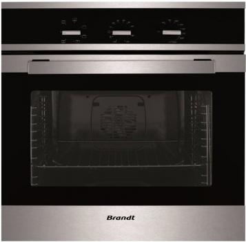 Духовой шкаф Brandt FE-1211 нержавеющая сталь