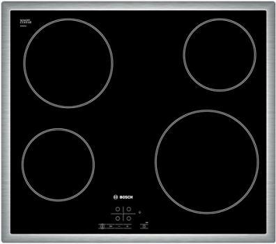 Варочная поверхность Bosch PKE 645 B17E черный