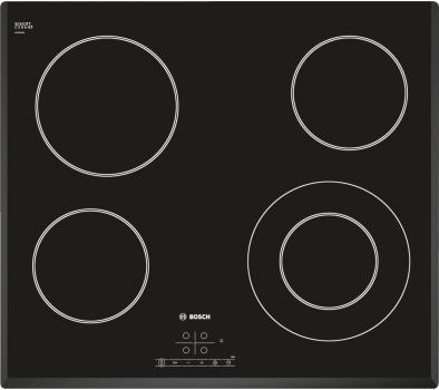 Варочная поверхность Bosch PKF 651 B17E черный