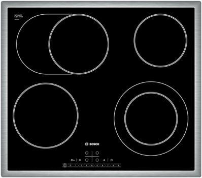 Варочная поверхность Bosch PKN 645 F17E черный