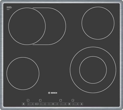 Варочная поверхность Bosch PKN 645 E01 черный