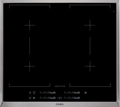 Варочная поверхность AEG HK 654400 XB черный
