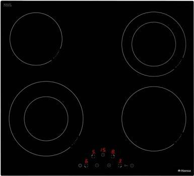 Варочная поверхность Hansa BHC60577 черный