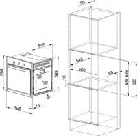 Духовой шкаф Franke CL 85 M