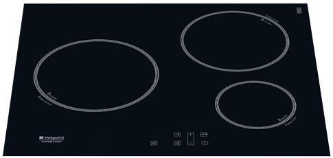 Варочная поверхность Hotpoint-Ariston KIB 633 CE черный