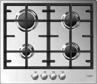 Варочная поверхность Fulgor Milano CPH 604 G нержавеющая сталь