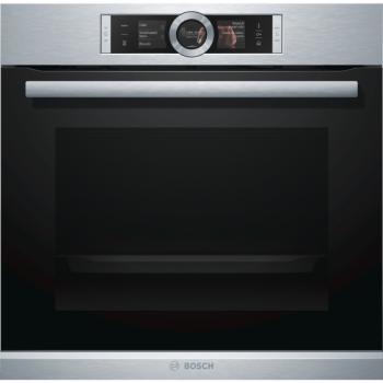 Электрический духовой шкаф Bosch HRG 656XS2