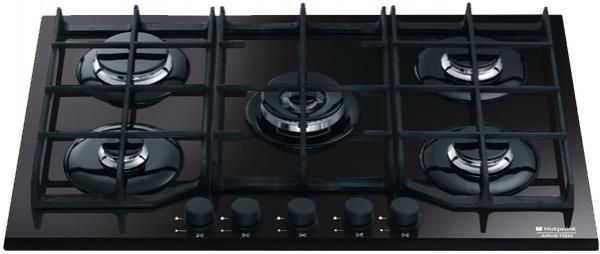 Варочная поверхность Hotpoint-Ariston TQ 751 S черный