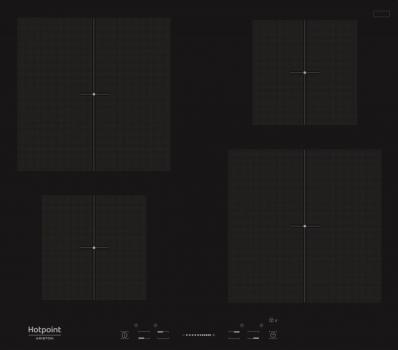 Варочная поверхность Hotpoint-Ariston KIS 640 черный