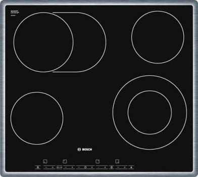 Варочная поверхность Bosch PKN 645 T14 черный