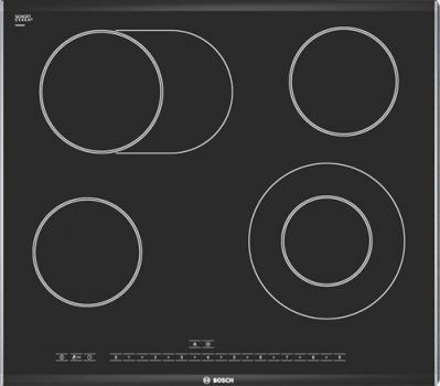 Варочная поверхность Bosch PKN 675 N14D черный