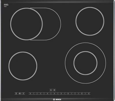 Варочная поверхность Bosch PKC 675 N14D черный