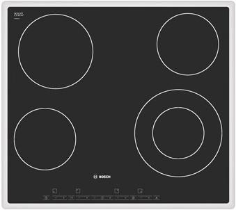 Варочная поверхность Bosch PKF 642 T14 черный